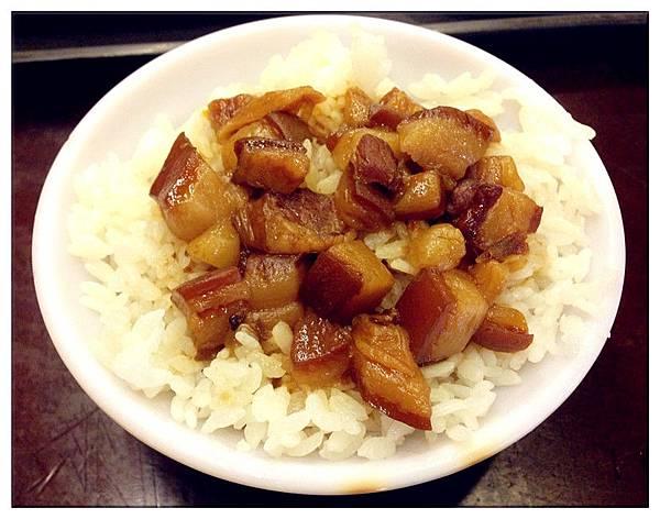 小碗滷肉飯25