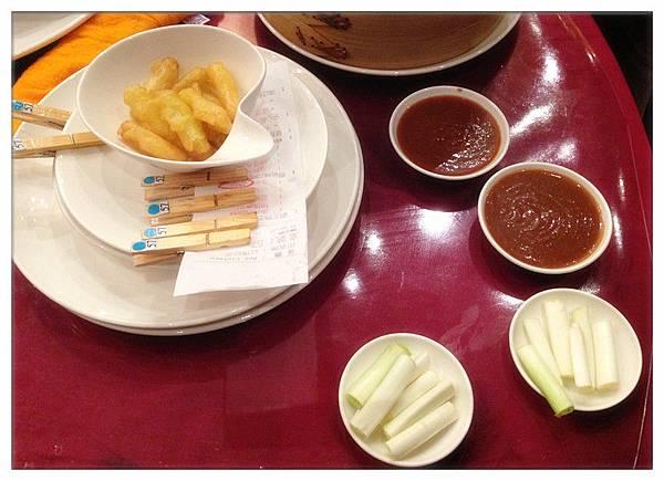 日式炸蔥+生蔥+辣味噌