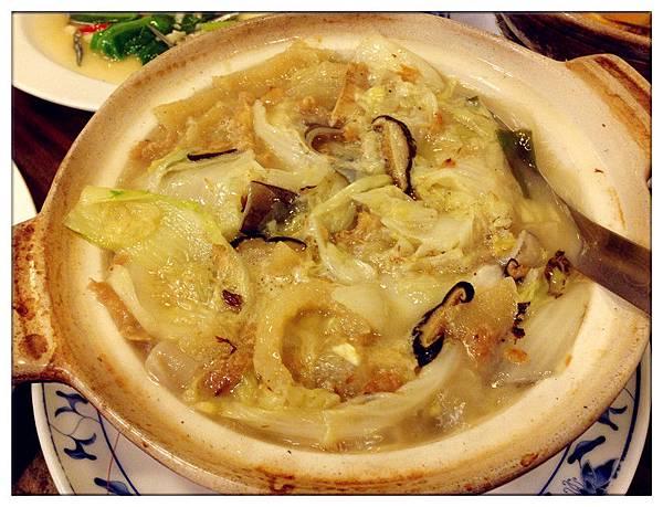 滷白菜(中)300