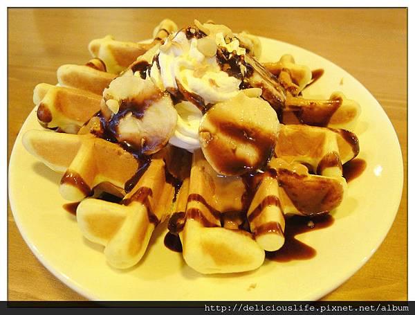 導演花生香蕉巧克力小鬆餅99
