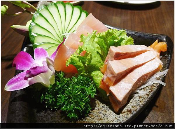 生魚片180