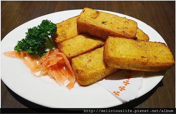 炸豆腐120