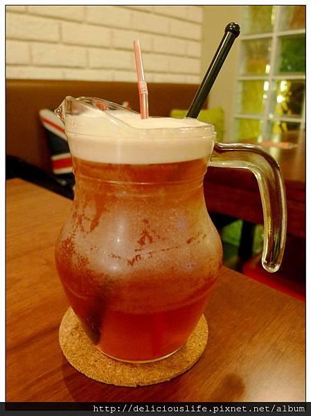 AhmadTeaLondon草莓紅茶NT.200(壺