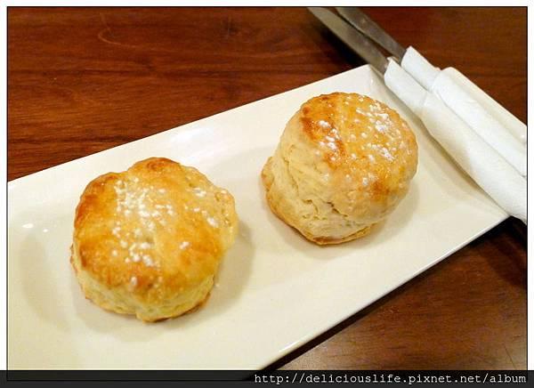 英式手作司康烤酥餅2顆NT.230
