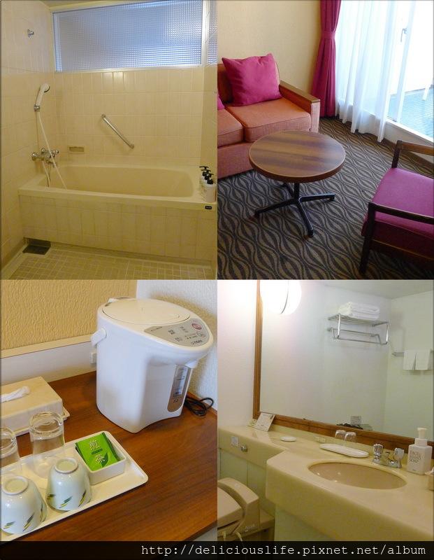 SunMarina房內設施+衛浴