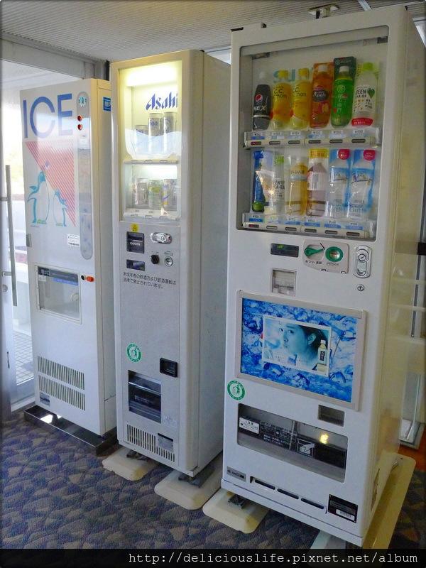 客房樓層飲料販賣機