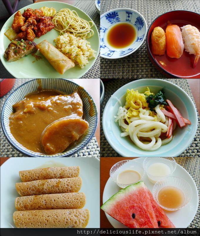 SunMarina午餐BUFFET
