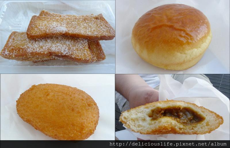 珊瑚bakery麵包