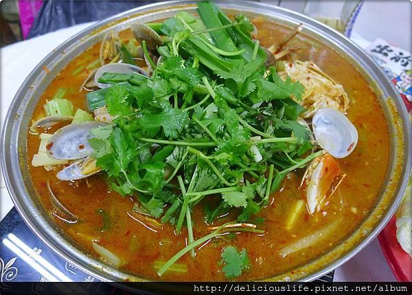 大辣花甲蟹鍋1