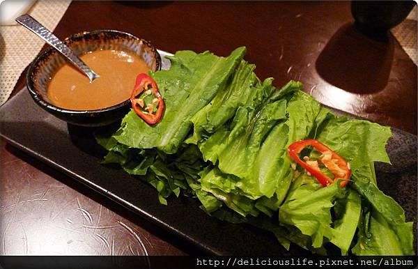 麻醬油麥菜43