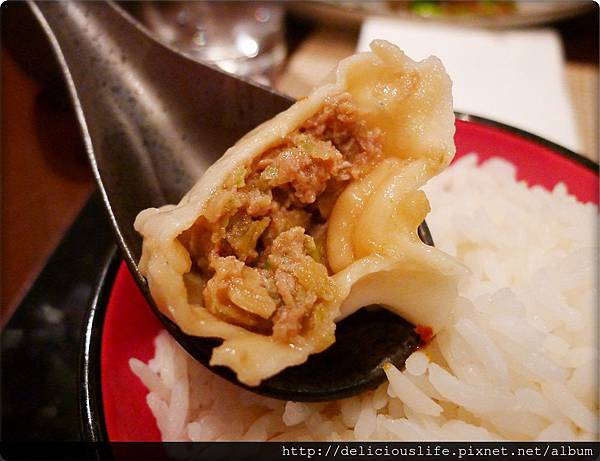 鮮肉西芹餃