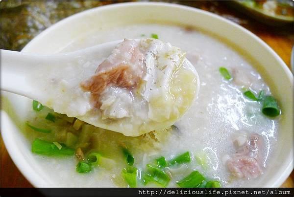 魚茸鮮雞粥
