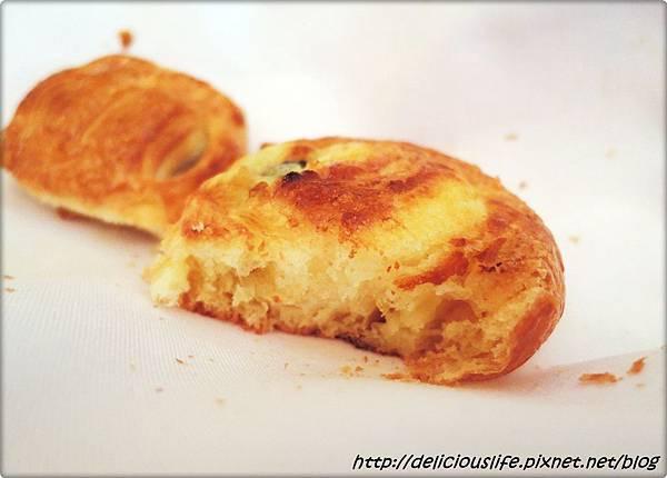 椰香葡萄麵包