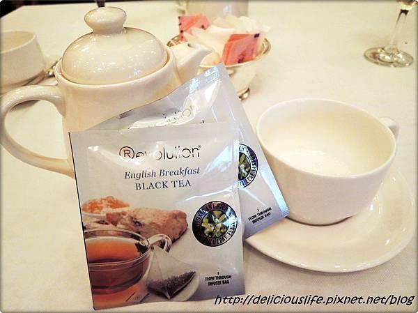 熱紅茶包+壺