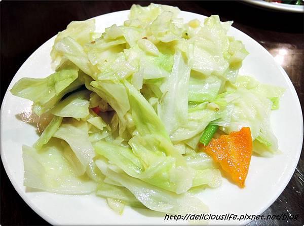 炒高麗菜70