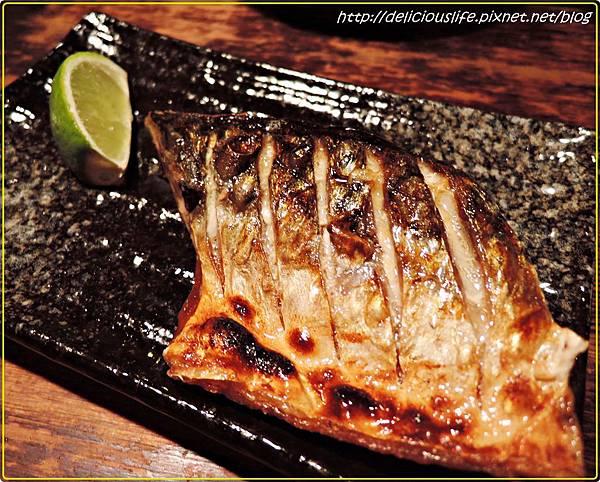 香烤鯖魚120