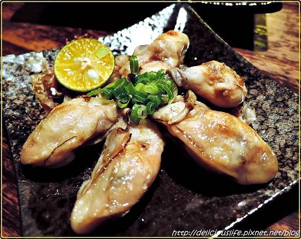 烤廣島牡蠣130