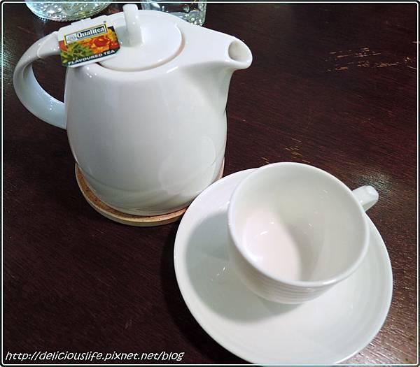 熱蘋果茶160