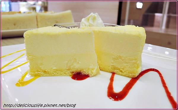 粉雪乳酪蛋糕1