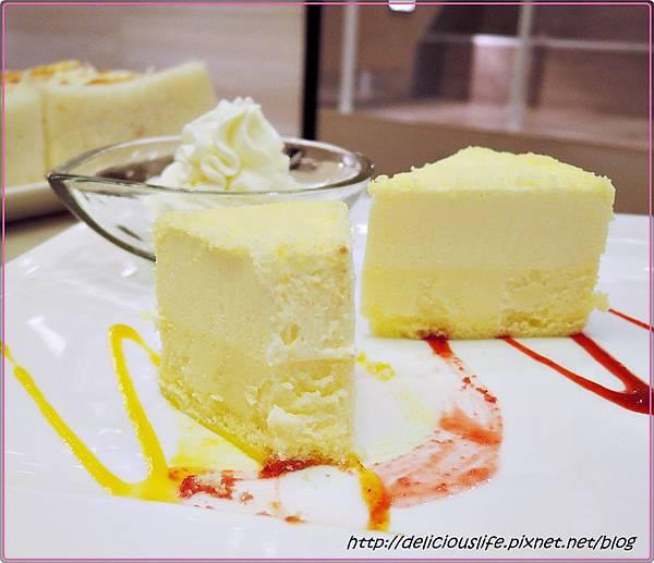 粉雪乳酪蛋糕2