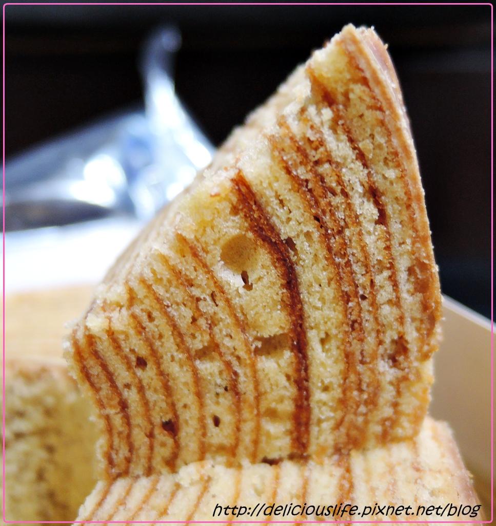 FUKUGIYA黑糖年輪蛋糕2