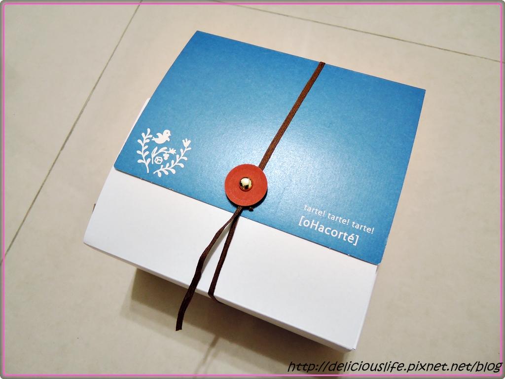 oHacorte禮盒