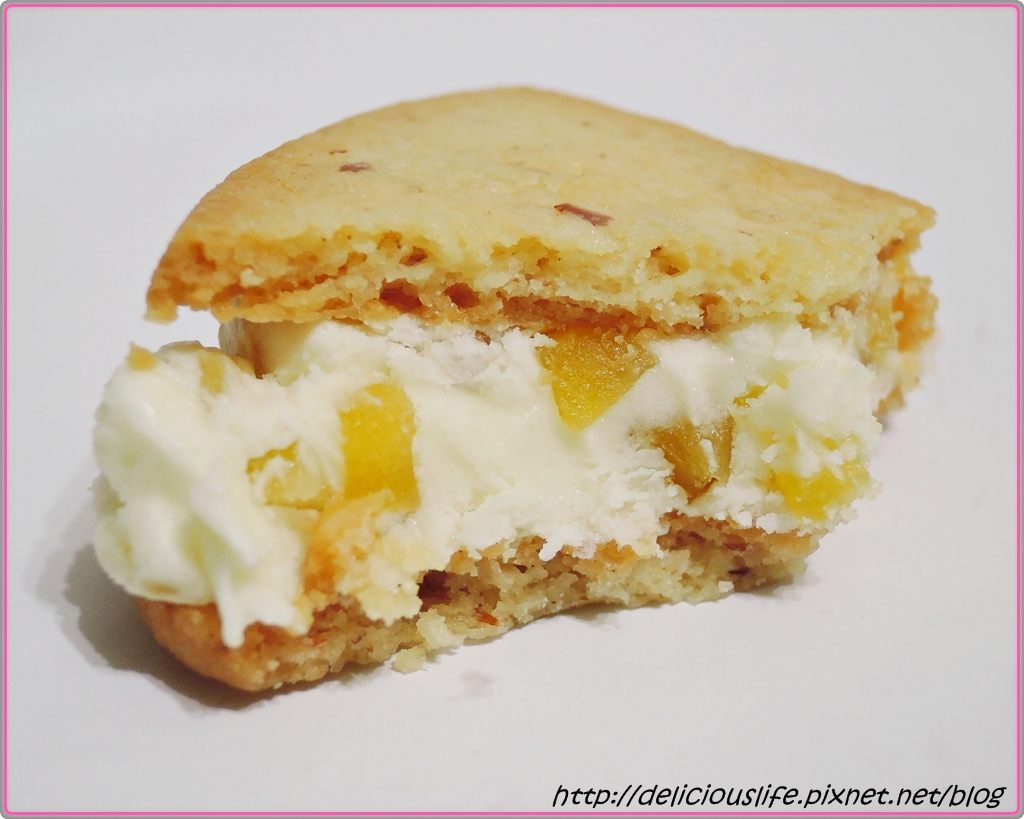 芒果脆餡餅內餡
