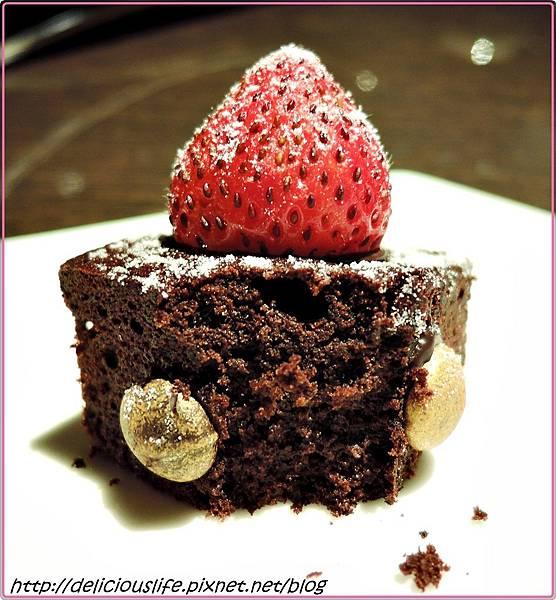 古典巧克力蛋糕2