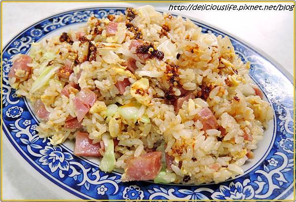 香腸蛋炒飯1