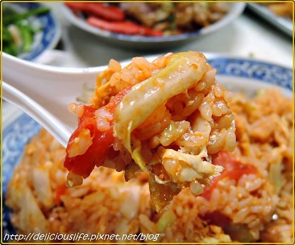 蕃茄蛋炒飯2