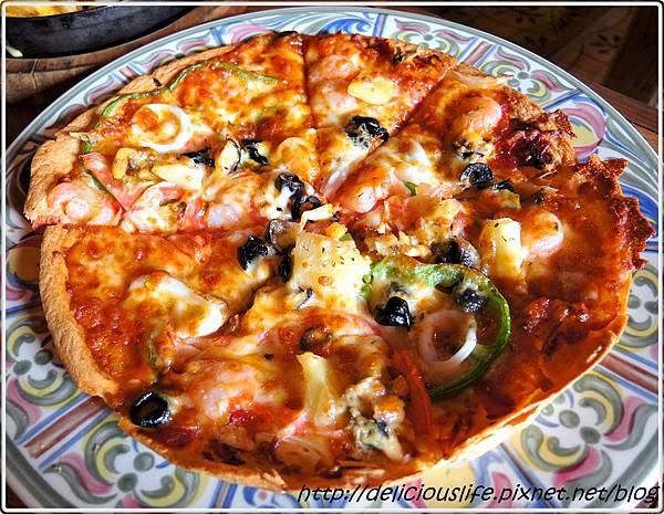 招牌墨西哥披薩425