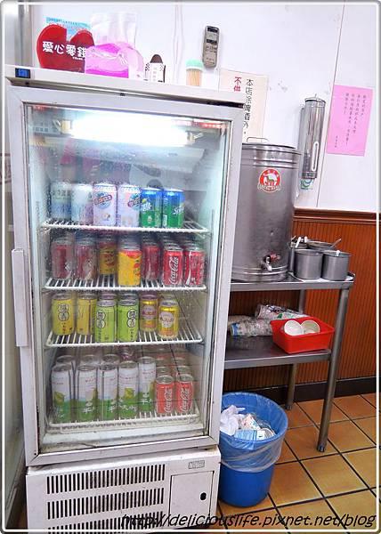 醬料區&冰箱