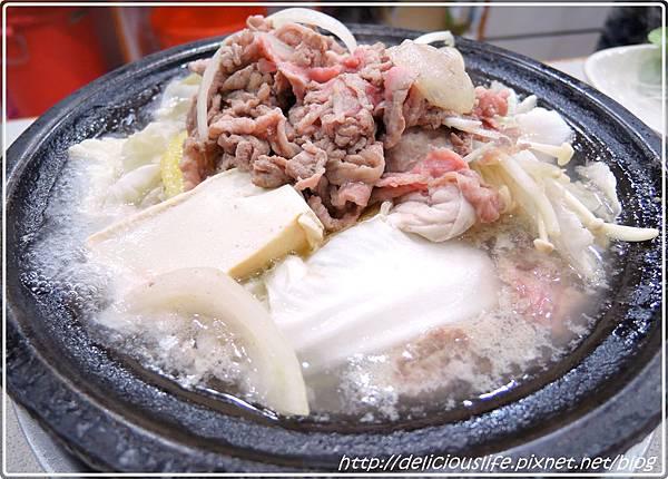 石頭沙朗牛肉鍋3