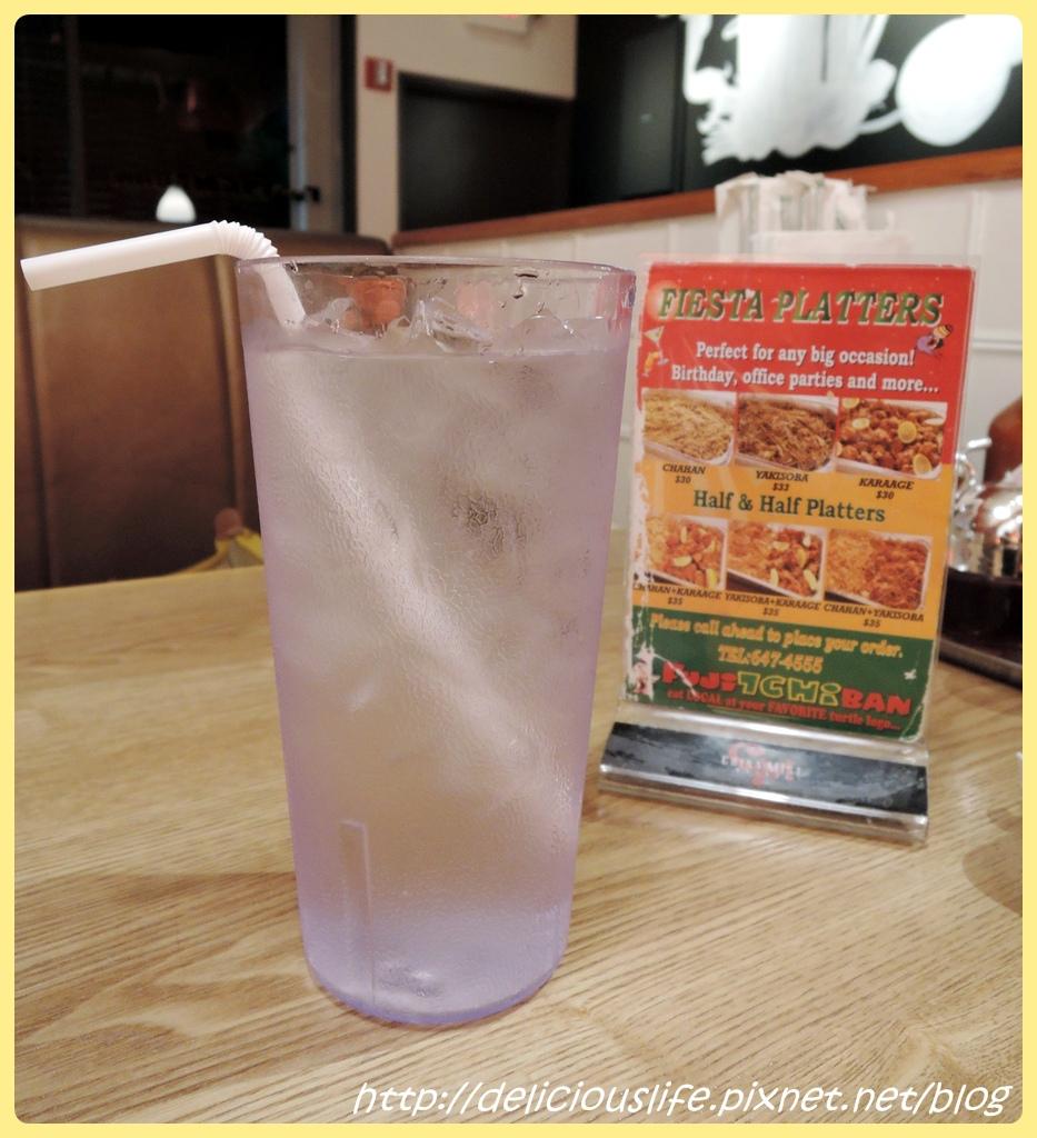 藤一番拉麵-水