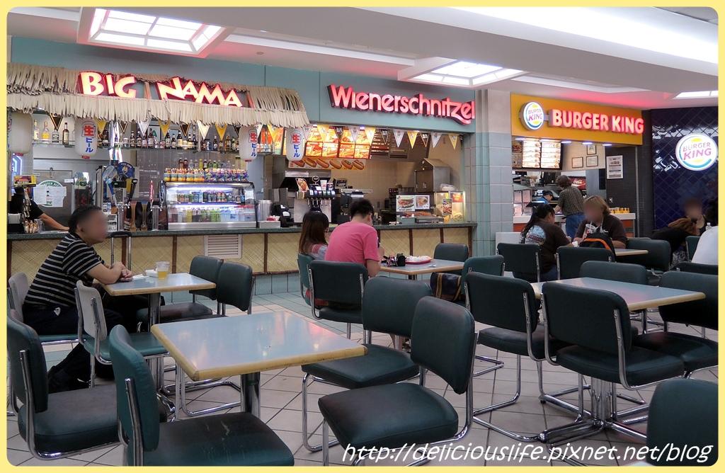機場美食街1