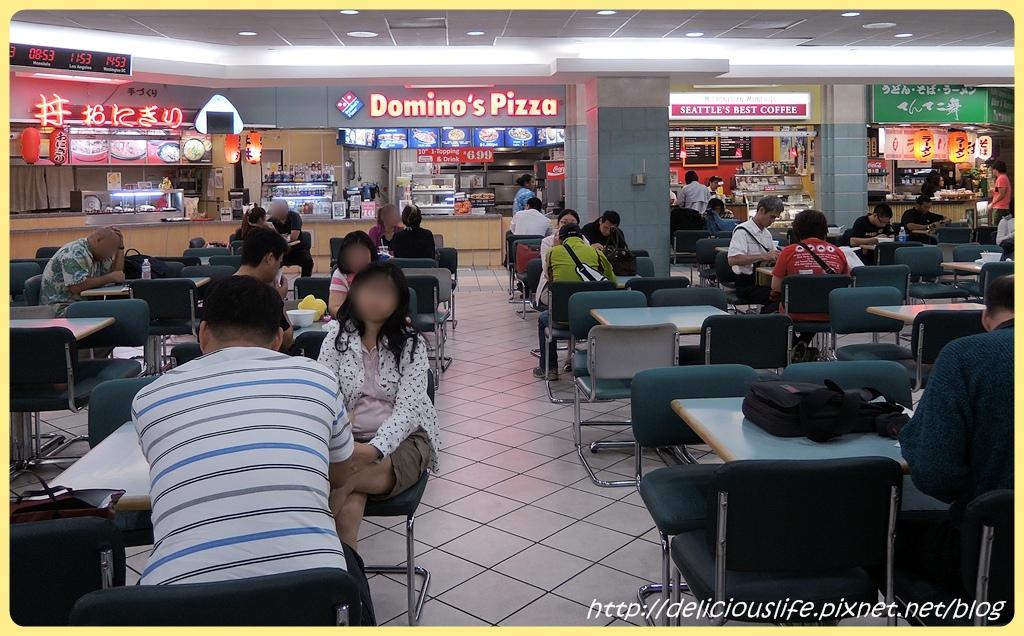 機場美食街2