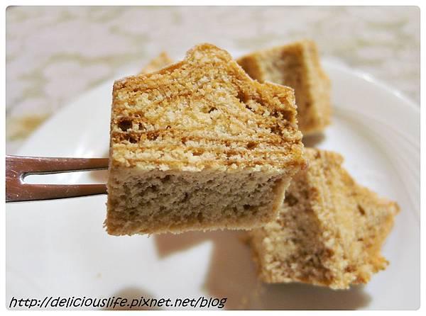 朝日糖霜年輪蛋糕6