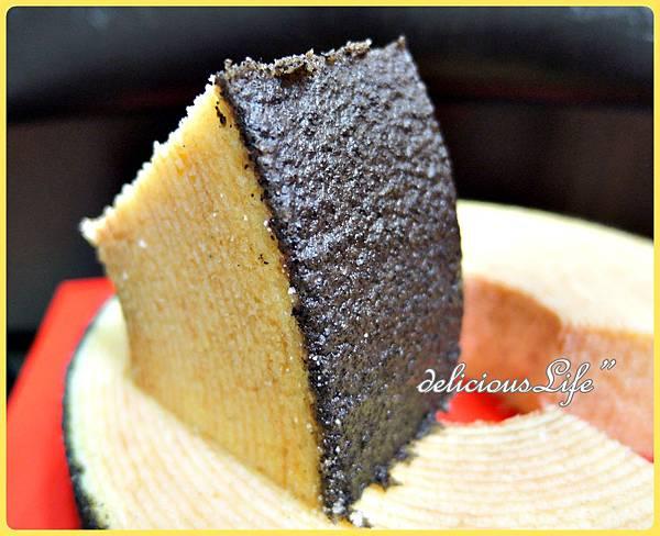黑芝麻年輪蛋糕6
