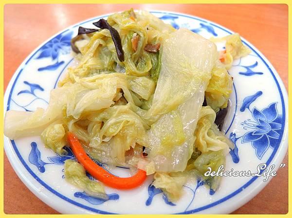 扁魚白菜魯25