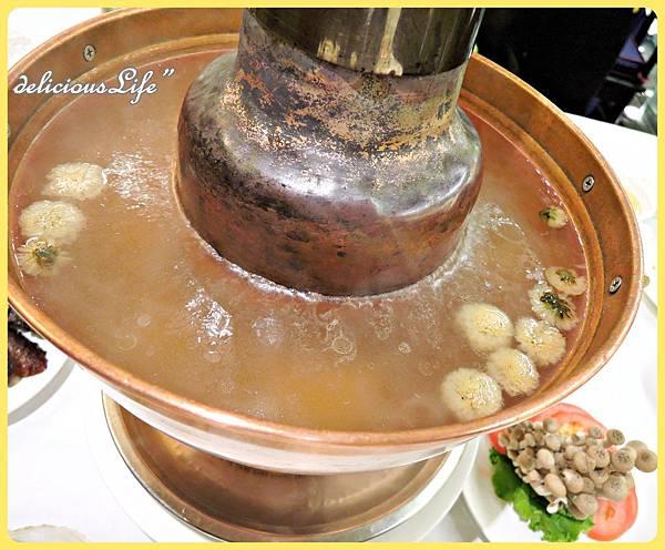 菊花鍋湯頭1