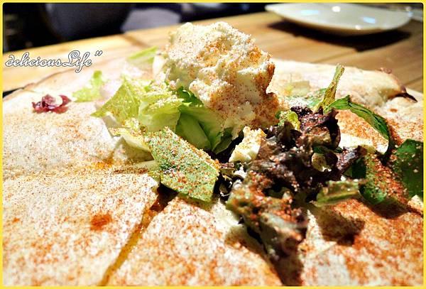 卡邦墨西哥辣鴨烤餅1