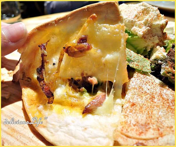卡邦墨西哥辣鴨烤餅2