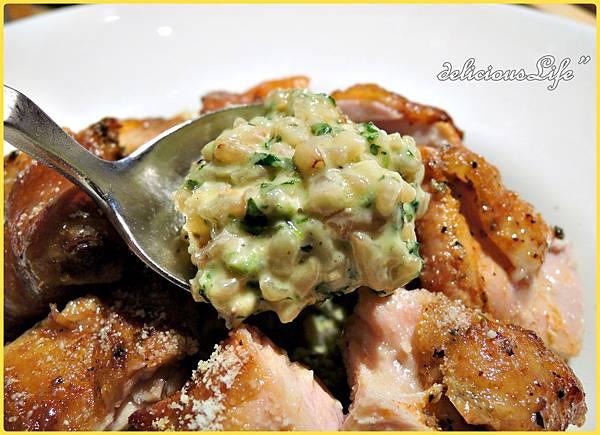 農民風羅勒野雞燉飯2