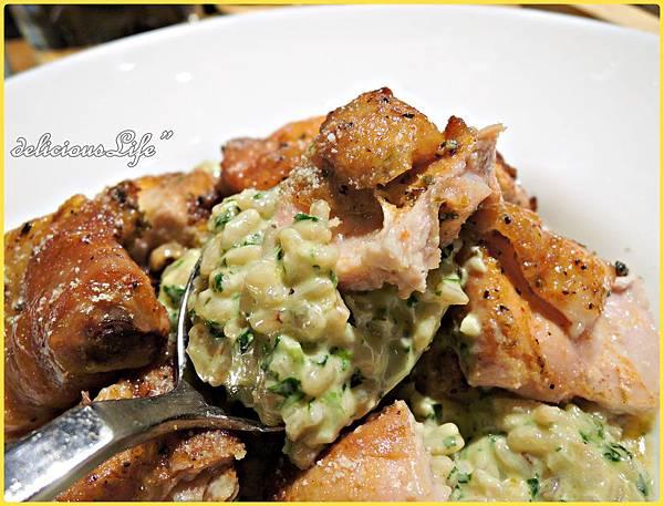 農民風羅勒野雞燉飯3