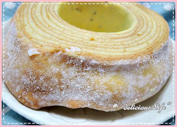 原味糖霜年輪蛋糕4
