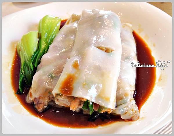 梅菜皇叉燒腸19rmb