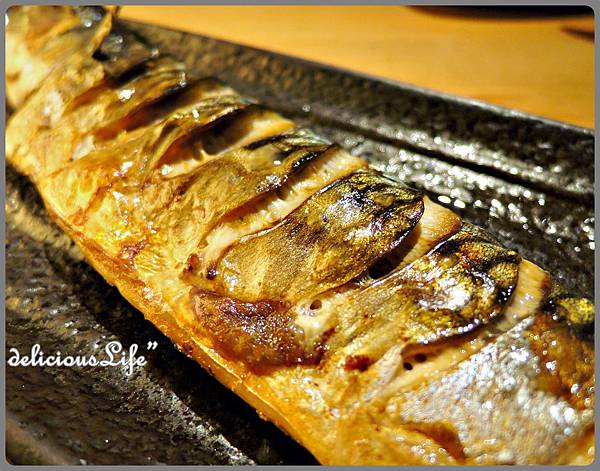 鹽烤鯖魚2