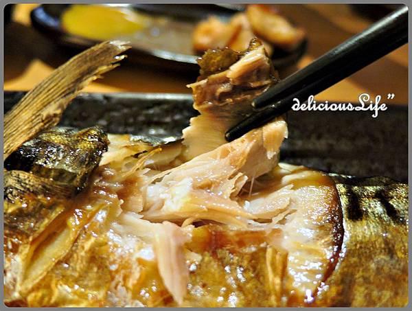 鹽烤鯖魚3