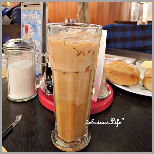 盆滿杯滿凍奶茶28