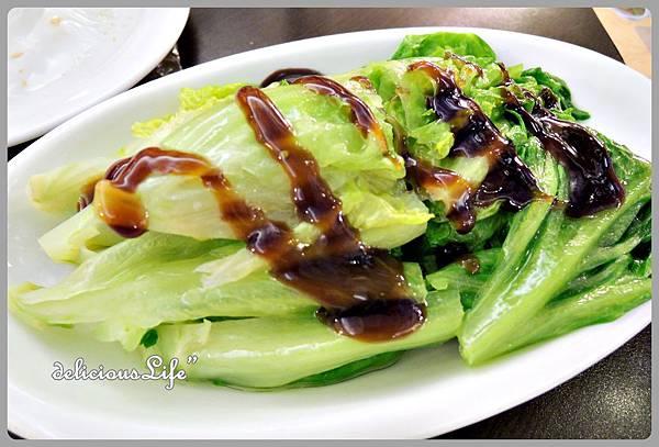蠔油唐生菜35
